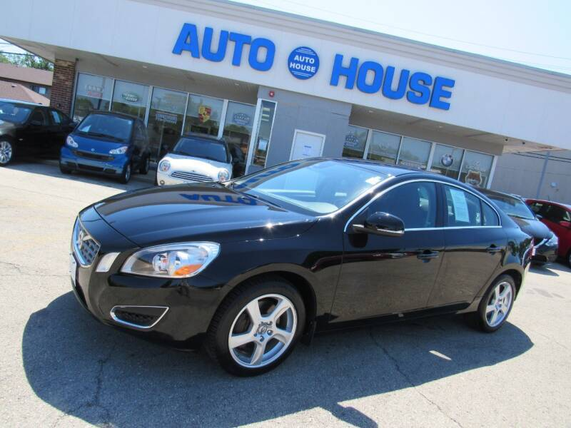 2012 Volvo S60 for sale at Auto House Motors in Downers Grove IL