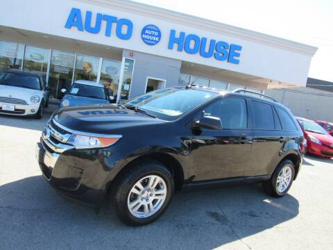 2011 Ford Edge for sale at Auto House Motors in Downers Grove IL