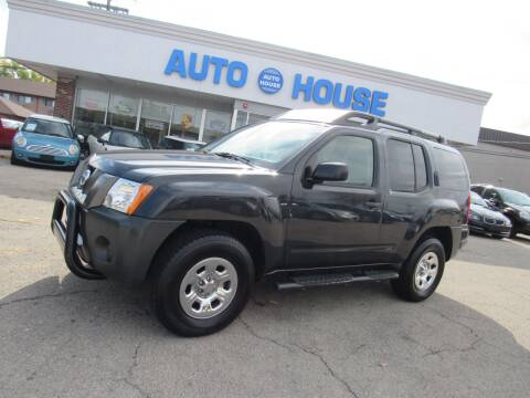 2008 Nissan Xterra for sale at Auto House Motors in Downers Grove IL