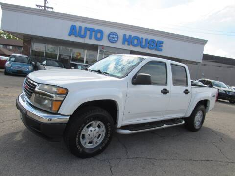 2006 GMC Canyon for sale at Auto House Motors in Downers Grove IL