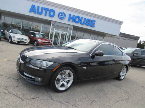 2012 BMW 3 Series for sale at Auto House Motors in Downers Grove IL