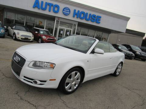 2007 Audi A4 for sale at Auto House Motors in Downers Grove IL