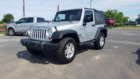 2009 Jeep Wrangler for sale in Springdale, AR
