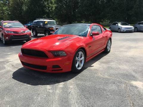 2013 Ford Mustang for sale in Springdale, AR