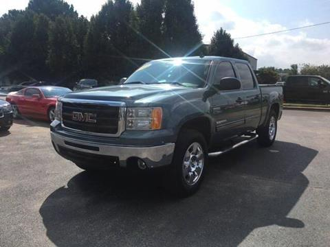 2011 GMC Sierra 1500 for sale at Bagwell Motors Springdale in Springdale AR
