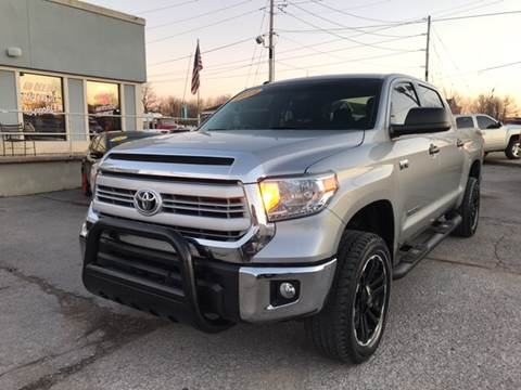 2014 Toyota Tundra for sale at Bagwell Motors Springdale in Springdale AR