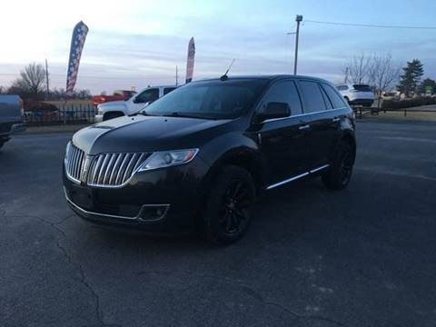 2011 Lincoln MKX for sale in Springdale, AR