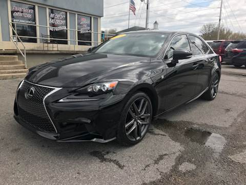 2015 Lexus IS 250 for sale at Bagwell Motors Springdale in Springdale AR
