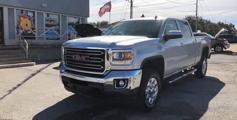 2015 GMC Sierra 2500HD for sale in Springdale, AR