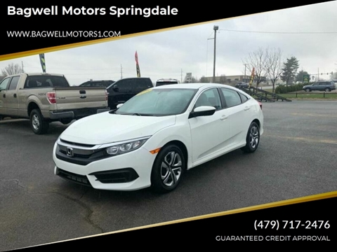 2018 Honda Civic for sale in Springdale, AR
