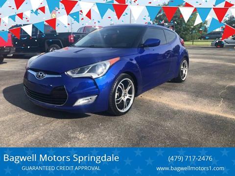2013 Hyundai Veloster for sale in Springdale, AR