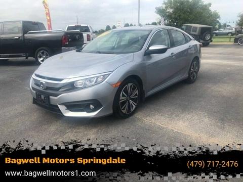 2016 Honda Civic for sale in Springdale, AR