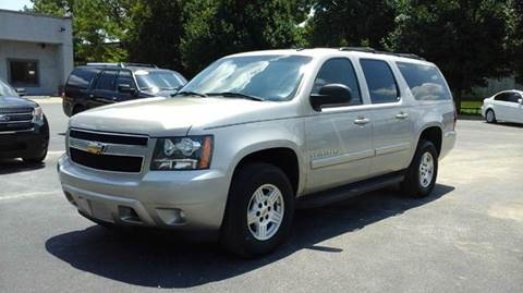 2008 Chevrolet Suburban for sale at Bagwell Motors Springdale in Springdale AR