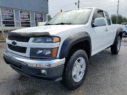 2010 Chevrolet Colorado for sale at Bagwell Motors Springdale in Springdale AR