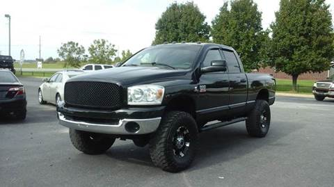 2007 Dodge Ram Pickup 2500 for sale at Bagwell Motors Springdale in Springdale AR