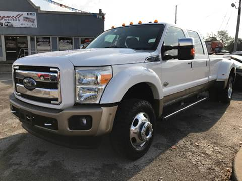 2012 Ford F-450 Super Duty for sale at Bagwell Motors Springdale in Springdale AR