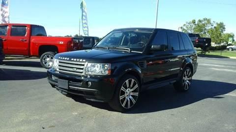 2009 Land Rover Range Rover Sport for sale at Bagwell Motors Springdale in Springdale AR