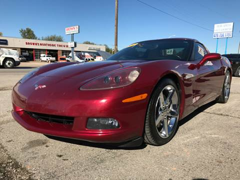 2007 Chevrolet Corvette for sale at Bagwell Motors Springdale in Springdale AR