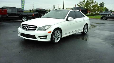 2014 Mercedes-Benz C-Class for sale at Bagwell Motors Springdale in Springdale AR