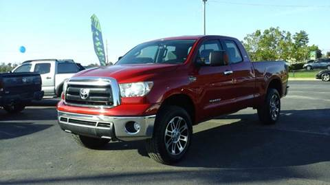 2011 Toyota Tundra for sale at Bagwell Motors Springdale in Springdale AR