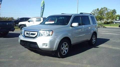 2009 Honda Pilot for sale at Bagwell Motors Springdale in Springdale AR