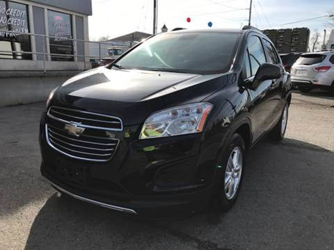 2015 Chevrolet Trax for sale in Springdale, AR