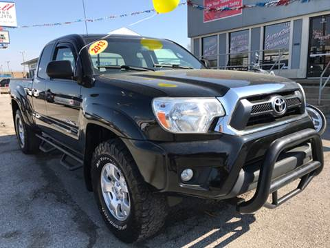 2013 Toyota Tacoma for sale in Springdale, AR