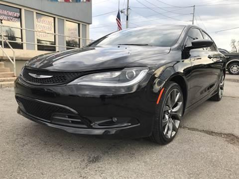2016 Chrysler 200 for sale in Springdale, AR