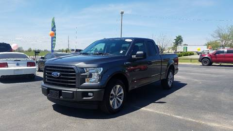 2017 Ford F-150 for sale in Springdale, AR