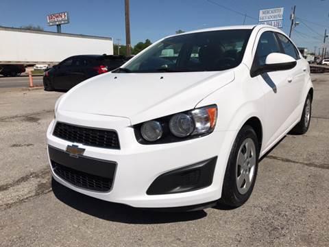 2015 Chevrolet Sonic for sale in Springdale, AR