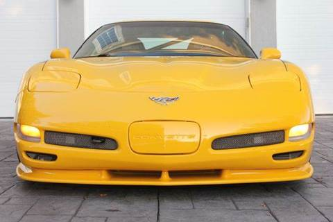 2003 Chevrolet Corvette for sale at The Nella Collection in Fort Washington MD