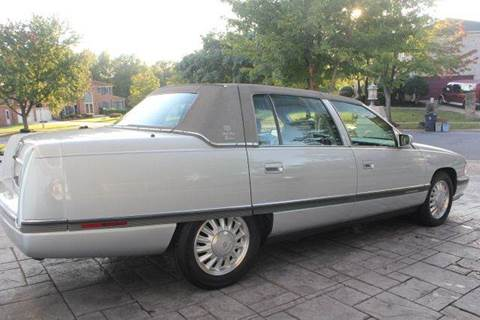 1994 Cadillac DeVille for sale at The Nella Collection in Fort Washington MD