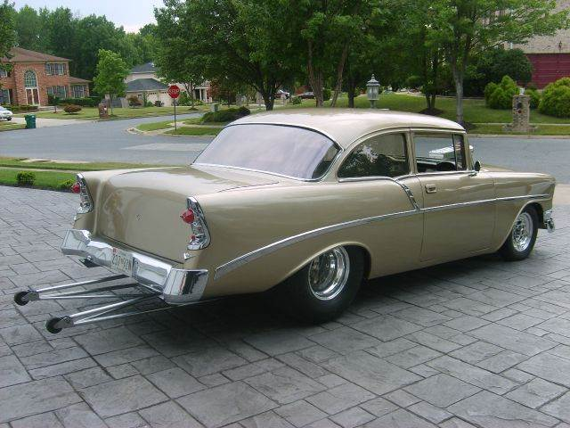 1956 Chevrolet Bel Air for sale at The Nella Collection in Fort Washington MD