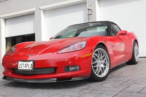 2006 Chevrolet Corvette for sale at The Nella Collection in Fort Washington MD