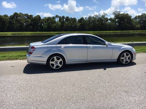 2007 Mercedes-Benz S-Class for sale in Miramar, FL