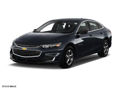 2017 Chevrolet Malibu for sale in Plymouth MA