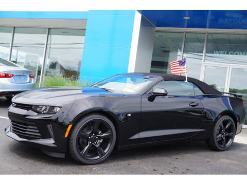 2017 Chevrolet Camaro for sale in Plymouth MA