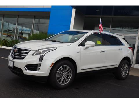 2017 Cadillac XT5 for sale in Plymouth MA