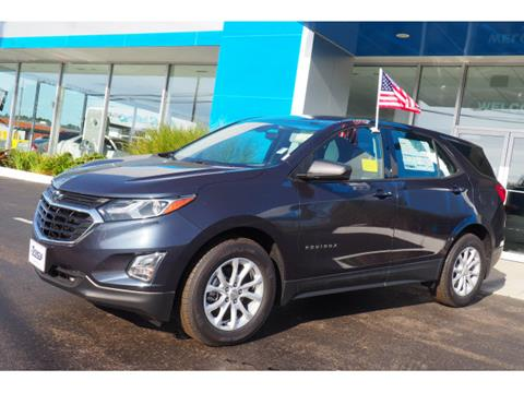 2018 Chevrolet Equinox for sale in Plymouth MA