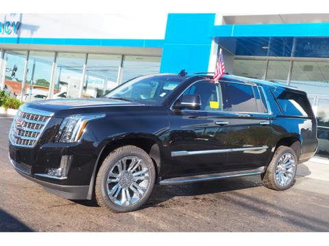 2017 Cadillac Escalade ESV for sale in Plymouth MA