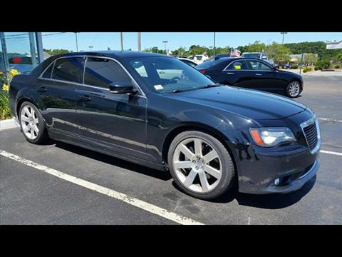 2012 Chrysler 300 for sale in Plymouth MA