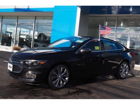 2018 Chevrolet Malibu for sale in Plymouth MA