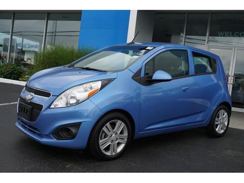 2014 Chevrolet Spark for sale in Plymouth MA