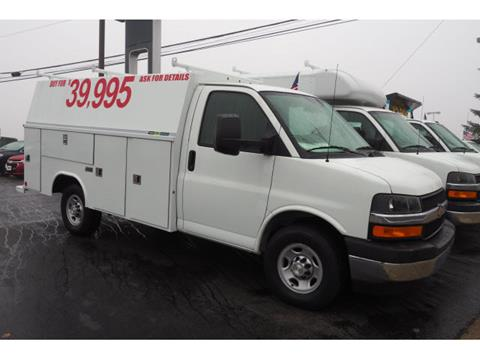 2017 Chevrolet Express Cutaway for sale in Plymouth MA