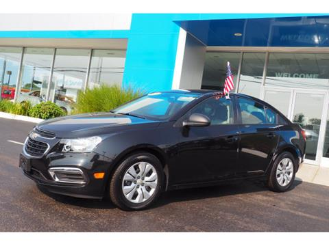 2016 Chevrolet Cruze Limited for sale in Plymouth MA