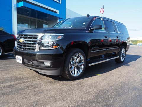 2017 Chevrolet Suburban for sale in Plymouth MA