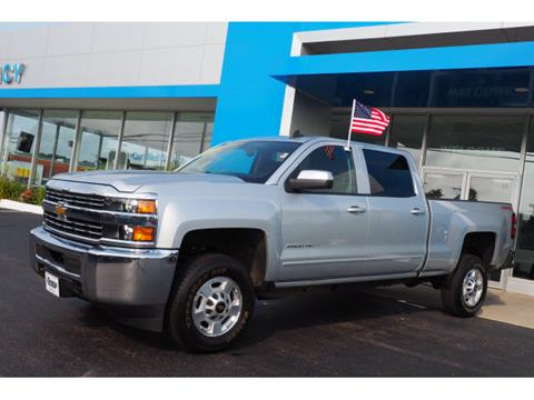 2015 Chevrolet Silverado 2500HD for sale in Plymouth MA