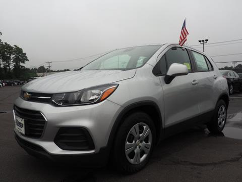 2017 Chevrolet Trax for sale in Plymouth MA