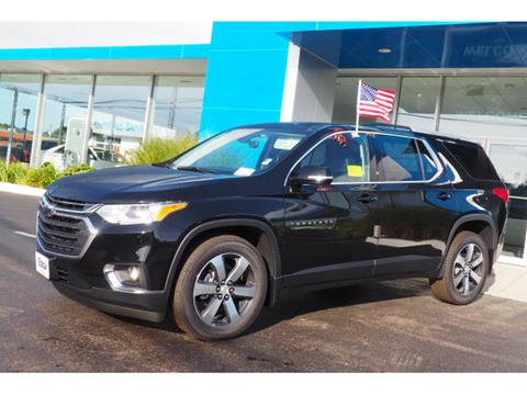 2018 Chevrolet Traverse for sale in Plymouth, MA
