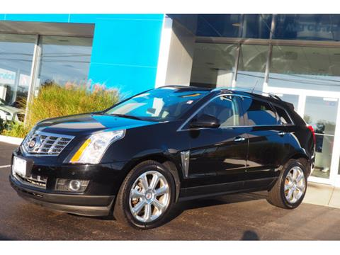 2014 Cadillac SRX for sale in Plymouth MA